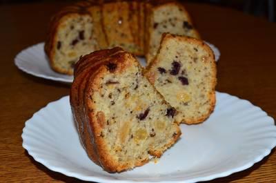 Фануропита - постный греческий пирог
