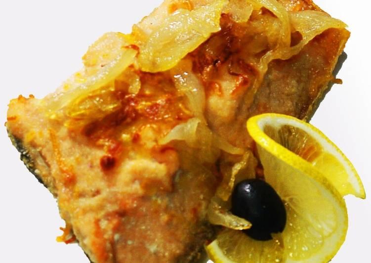 Жареная горбуша – рецепт