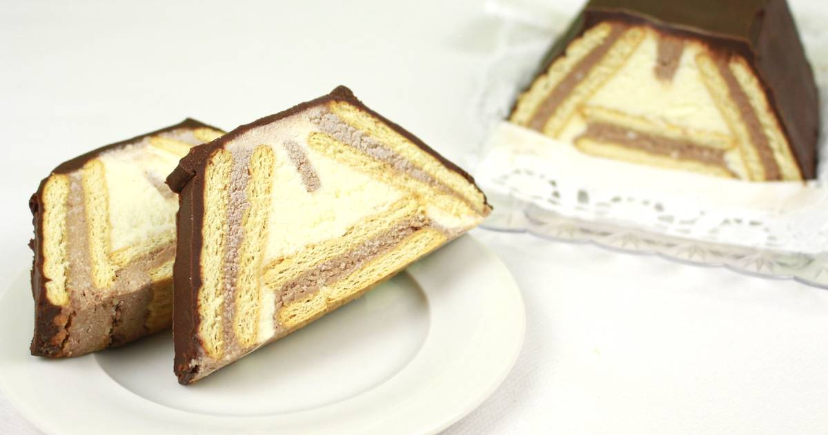 творожный торт с печеньем пошаговый рецепт с картинками
