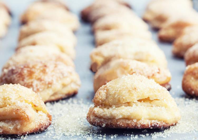 Самое вкусное творожное печенье в мире