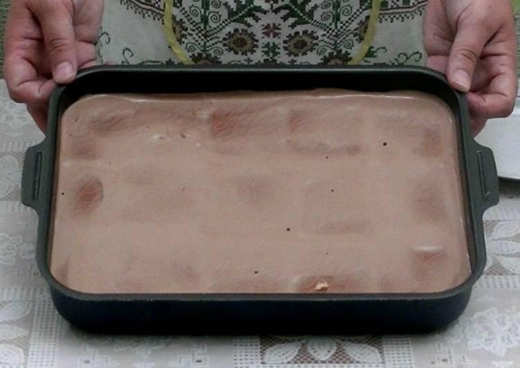 Печеньковый тортик