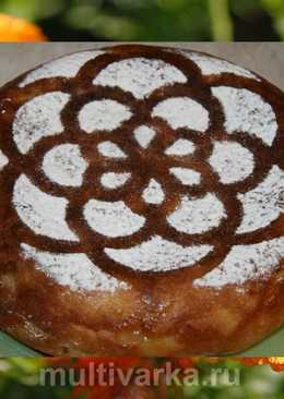 Хлебный пирог
