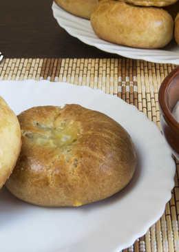 Кныш - пирожки с картошкой