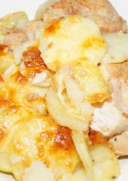 Жаркое из духовки    🗓 #Кулинарный марафон 🥘🏃