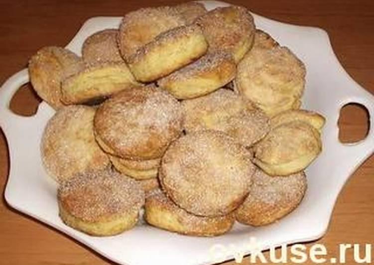 Рецепт печенья на рассоле из помидор
