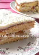 Диетический яблочно-творожный торт