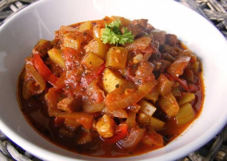 Блюда из азу индейки