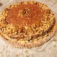 Ореховый торт #спас