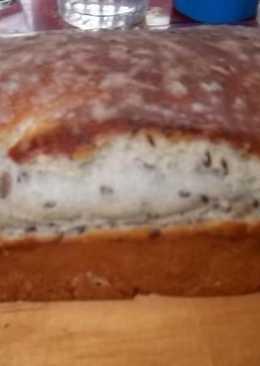 Шведский хлеб без замеса, вкусная выпечка для ленивых в духовке