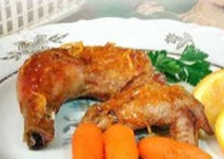 Курица по-деревенски