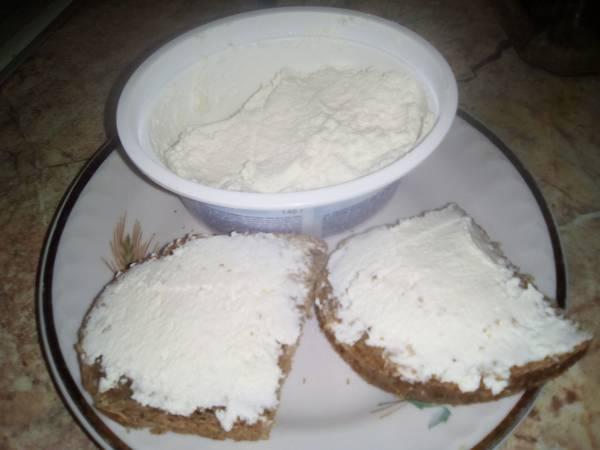 Творожный сыр сливочный