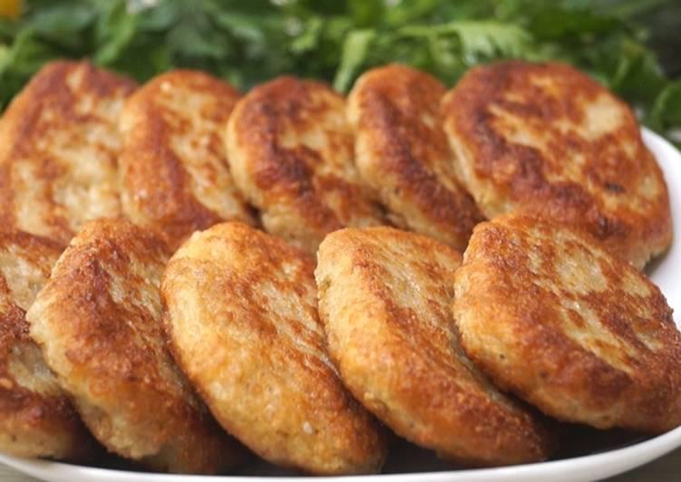 Вкуснющие котлеты без грамма мяса. Просто, но до чего же Вкусно! #чемпионатмира #россия