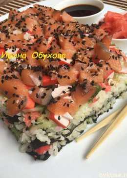 Суши – торт