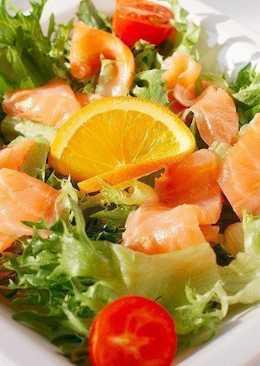 6 диетических салатов на любой вкус