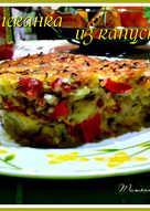 Запеканка-пирог из капусты