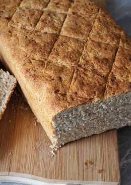 Быстрый ржаной хлеб