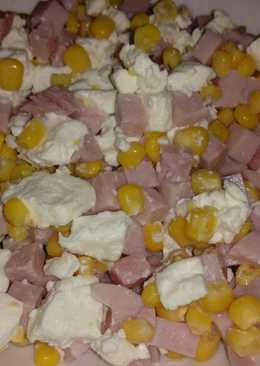Салат с сыром Сиртаки