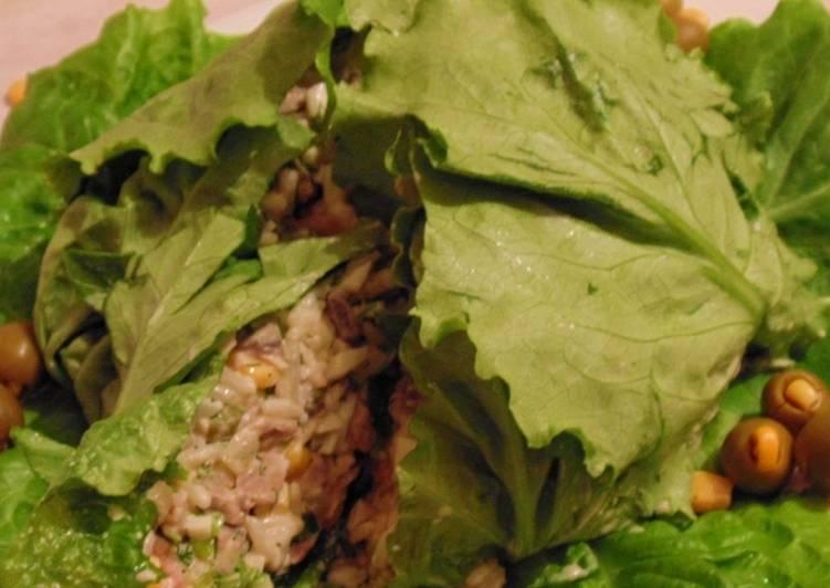 Салат «Кочан капусты»