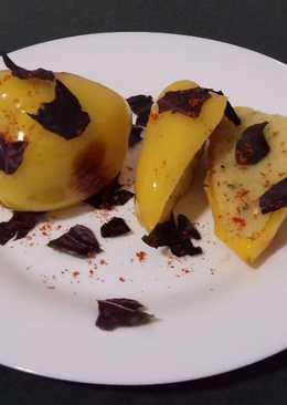 Перцы, фаршированные картофелем