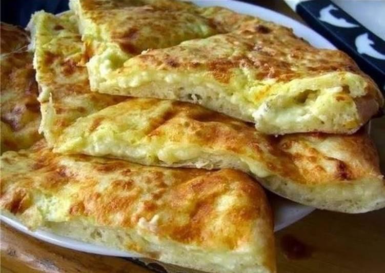 как приготовить на сковороде быстрые хачапури