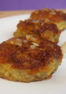 Колдуны картофельные с мясом. Ужин за 40 минут