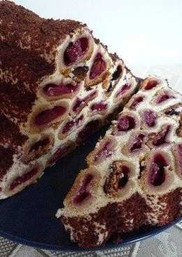 """Торт """"Монастырская изба"""""""