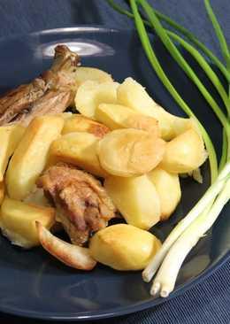 Проуде - картошка в духовке по-немецки