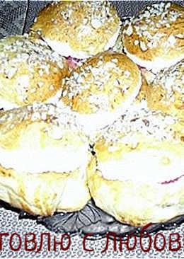Масленичные финские булочки -Laskiaispullat