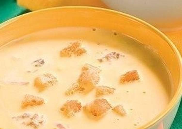 Как варить сырный суп из плавленных сырков
