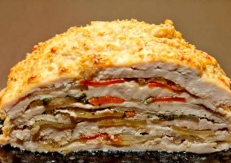 Куриное филе в духовке со специями рецепт с пошаговыми 56