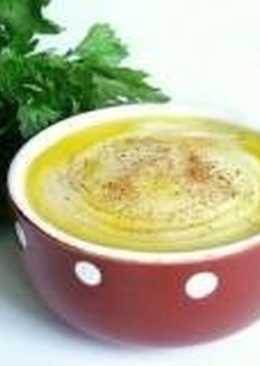 Постная картофельная закуска по-гречески «Скордалия»