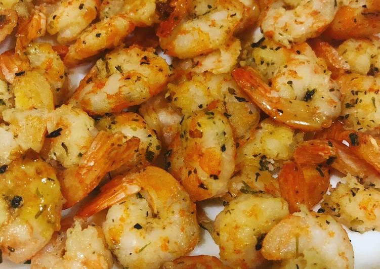 Вкусные креветки рецепты #7