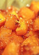 Постный Десерт из тыквы