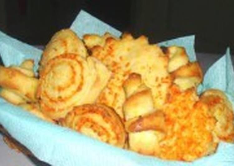 Печенье постное на рассоле «Фрося»