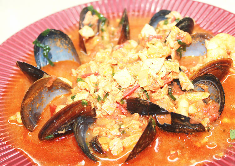 Буйабес - рыбный суп ♥ Кухня Франции