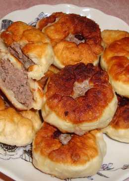 Дрожжевое тесто для беляшей и пирожков