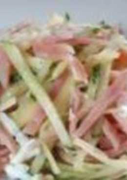 Салат на скорую руку «Венгерский»