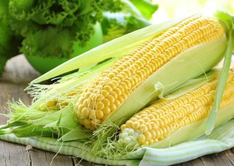 Маринованная кукуруза на зиму