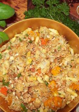 Салат из вкуснятины