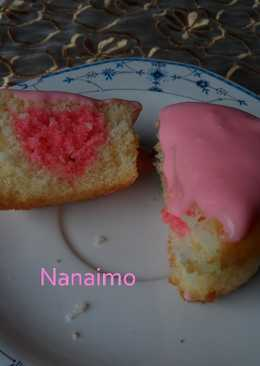 Кексы - валентинки