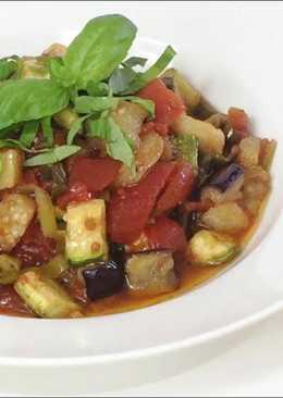 Овощное рагу по-итальянски