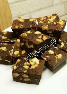 Шоколадный брауни (без вреда для фигуры)