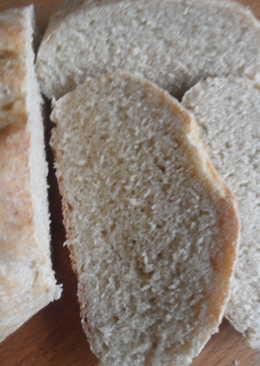 Хлеб домашний ржано-пшеничный