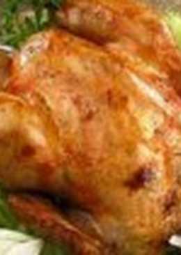 Цыплята с эстрагоном на шампурах