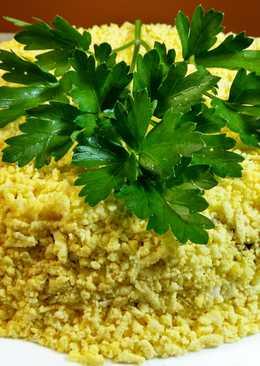 Вкусный Салат Мимоза. Оригинальный Рецепт Салата
