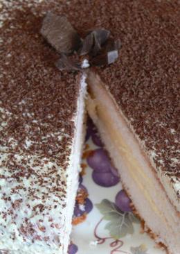 Торт из киселя