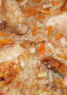 🍚 Блюда из риса 🍙  Плов по-русски (из духовки)