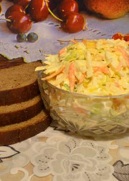 Салат из корня сельдерея! Рецепт легкого салата! Простой вкусный домашний рецепт