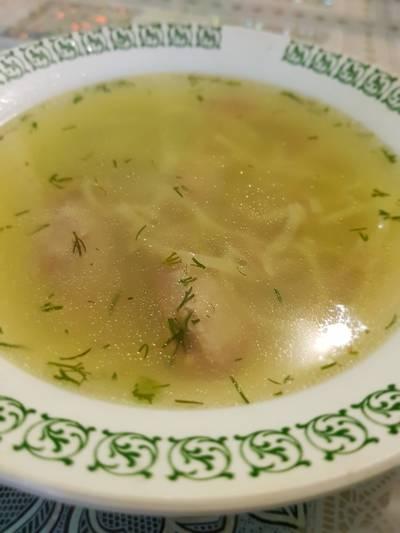 Суп лапша#школа