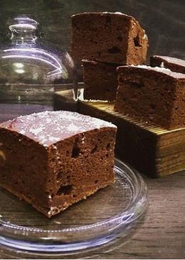 Шоколадный пп-пирог #кулинарныймарафон